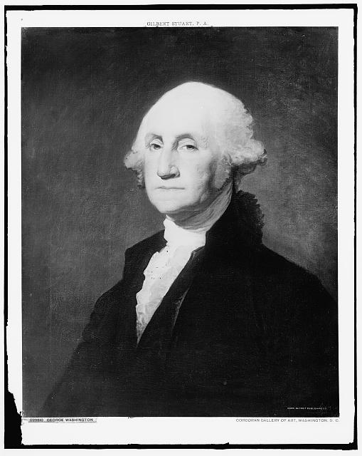 George Washington, First President of the United States (1789-1797)