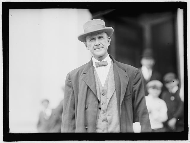 Eugene V. Debs, 1912.