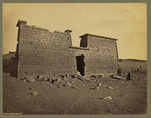 Wady Saboua, circa 1856-1850