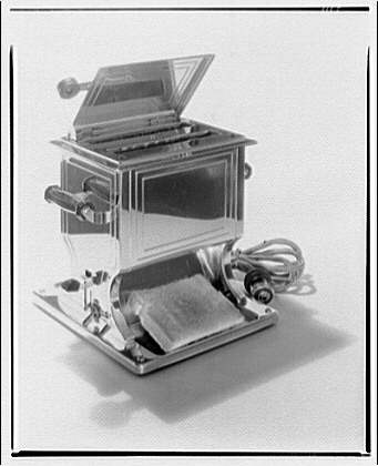 Potomac Electric Power Co.  Automatic toaster Theodor Horydczak Collection (Library of Congress)