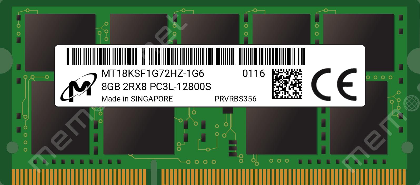 MT18KSF1G72HZ-1G6