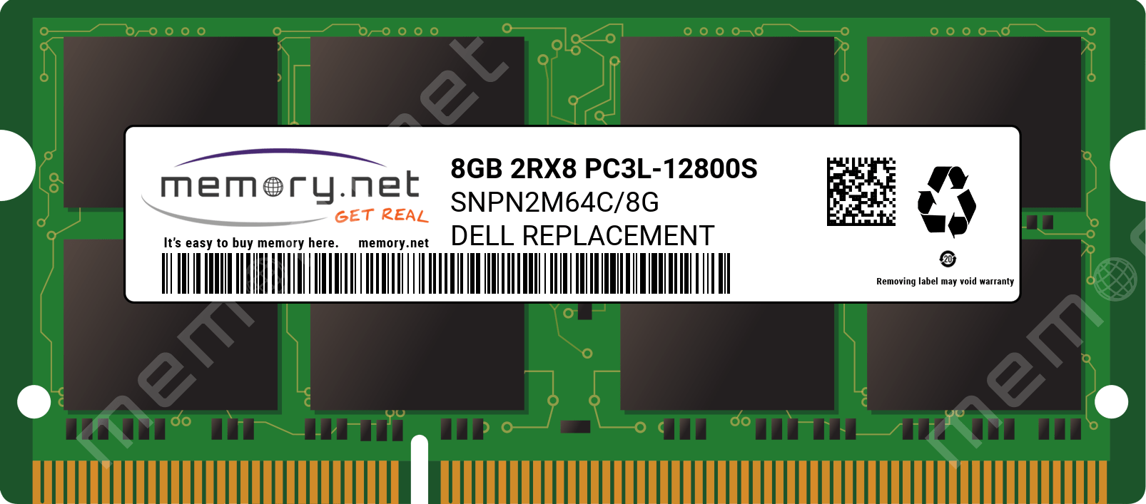 SNPN2M64C/8G