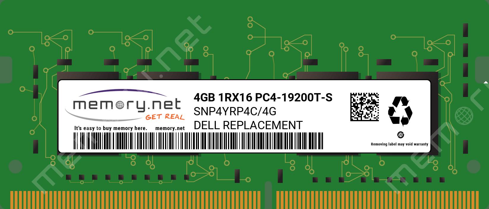 SNP4YRP4C/4G