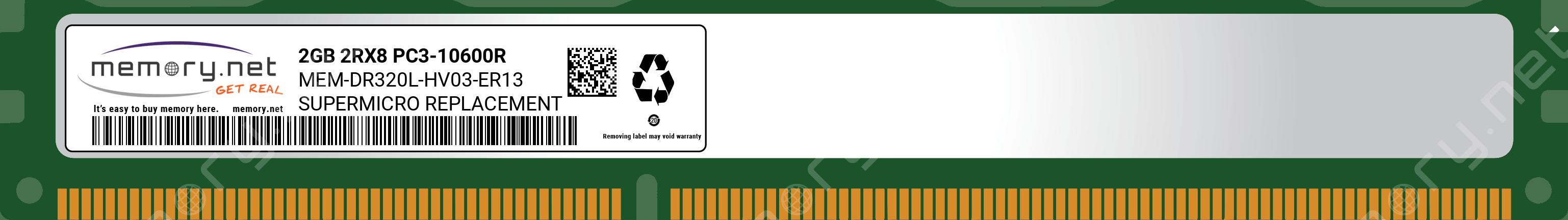 MEM-DR320L-HV03-ER13