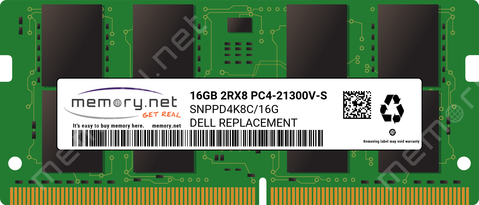 SNPPD4K8C/16G
