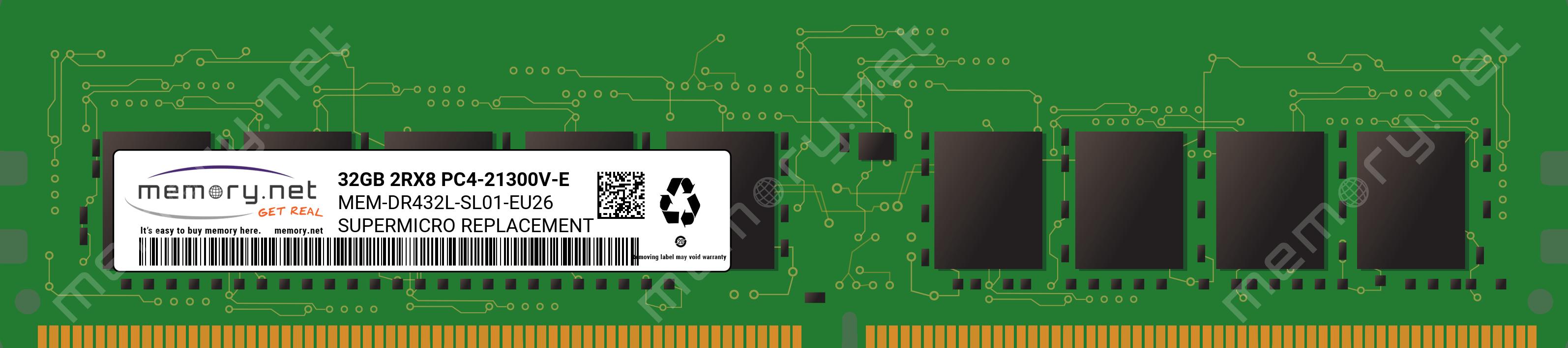 MEM-DR432L-SL01-EU26