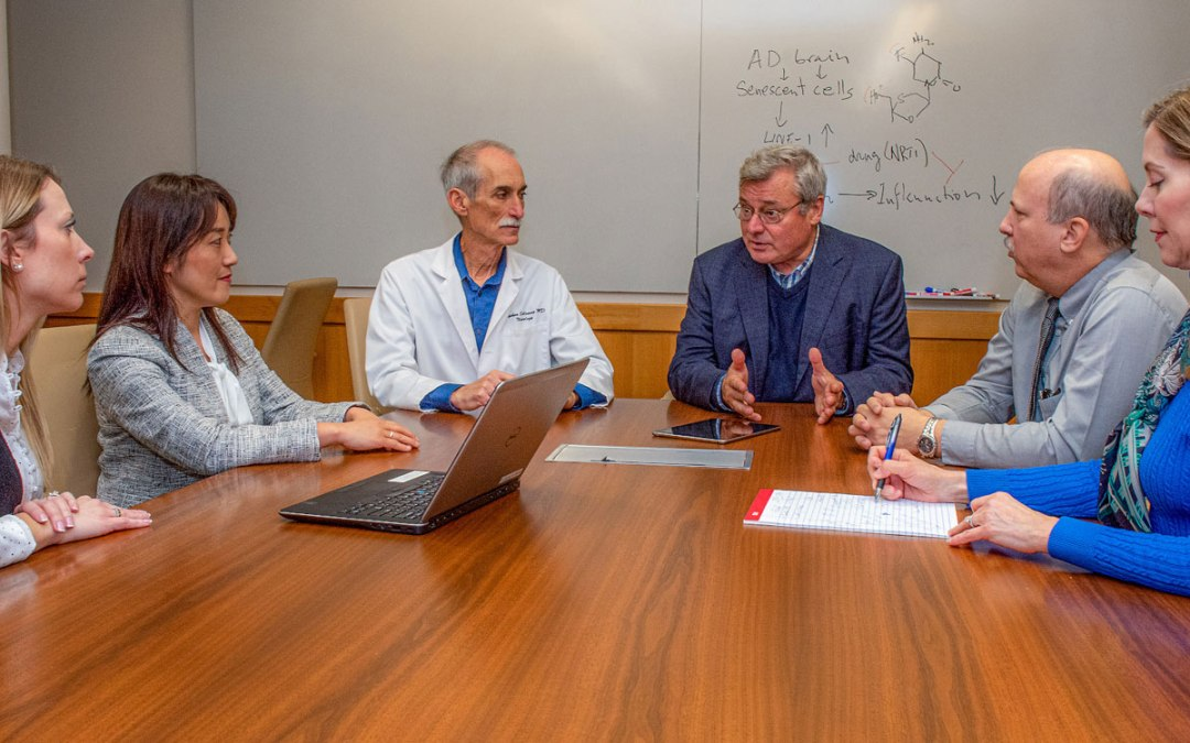 New Grant Will Fund Clinical Trial of Novel Approach to Treating Alzheimer's