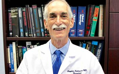 Stephen Salloway, M.D. Named RI Man of The Year 2019 by GoLocalProv