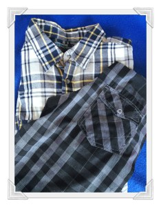 Flannel Shirt for Memory Bear and Pocket