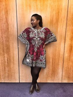 African Attire for the PIC African Week