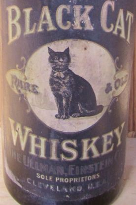 theaccidentseason black cat whiskey