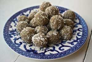 Coconut Lemon Meltaways