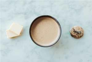 Simple Vanilla Butter Coffee