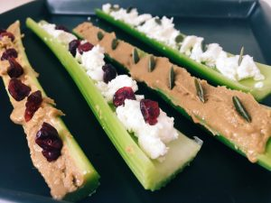 Celery Creatures