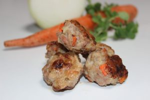 Simple Turkey Meatballs