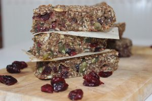 Super Seed Oat Bars