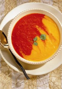 Red & Yellow Bell Pepper Soup