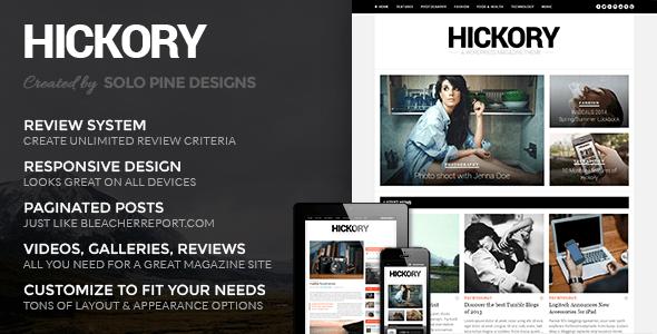 hickory-theme