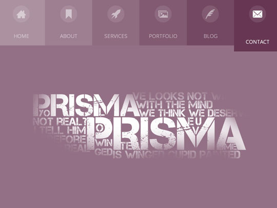 prisma wordpress portfolio theme