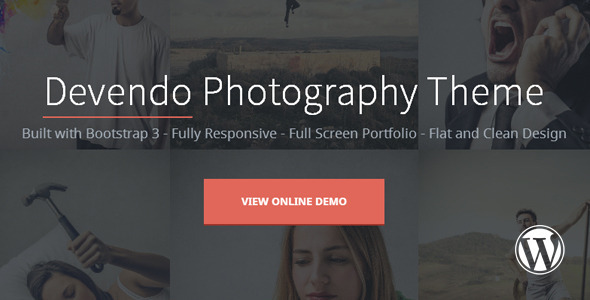 devendo wordpress theme