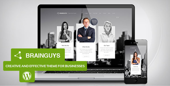 brainguys wordpress theme