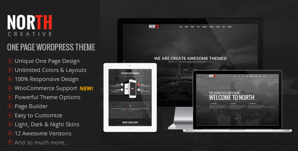 north-parallax-wordpress-theme