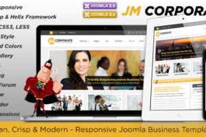 10+ Best Business Joomla Templates