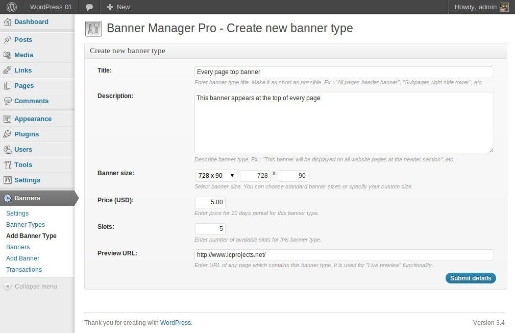 banner-manager-wordpress-plugin
