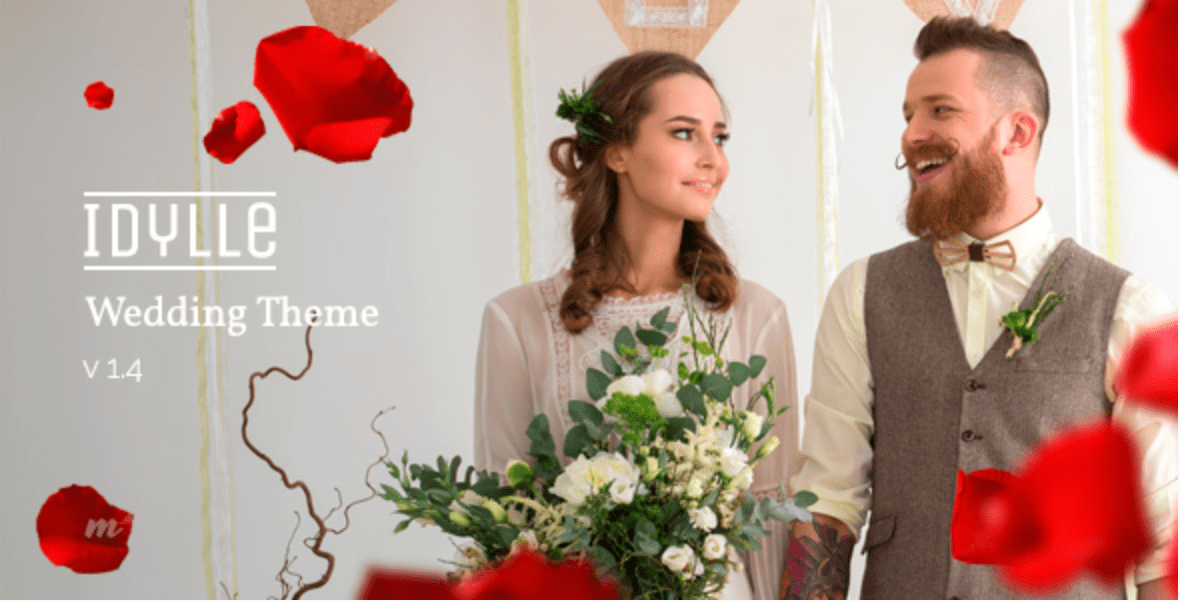 15 of the Best Wedding WordPress Themes