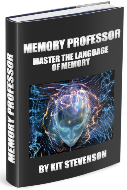 The Memory Professor System  Image of Main cover new age