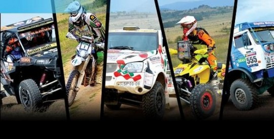Balkan Offroad Rally total