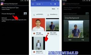 Cara Mengubah Tema Instagram Dengan Foto Sendiri di Android 5