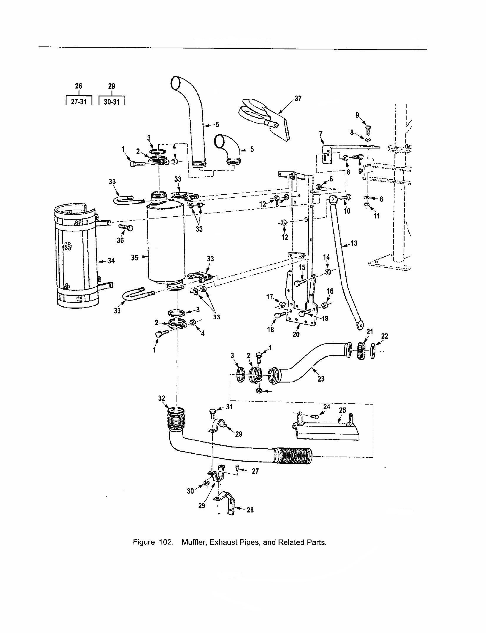 Truck 5 Ton M939 Seriessel Service Manual