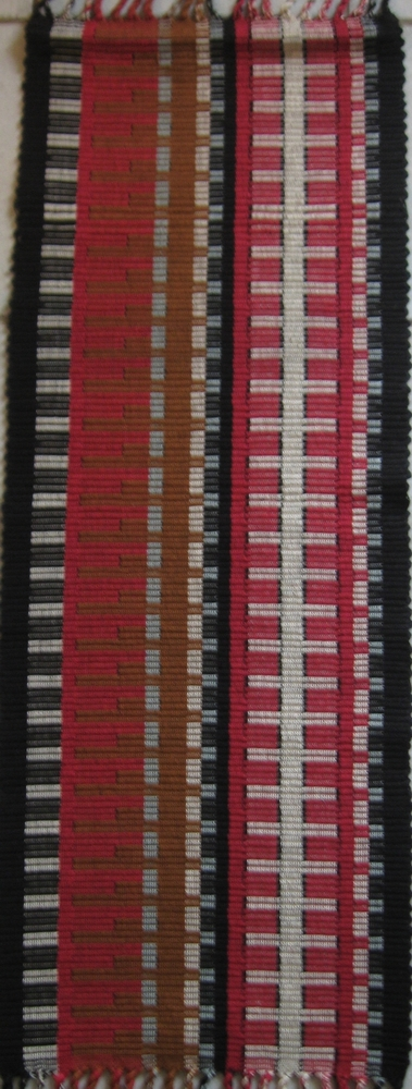 """""""Turkish Kilim"""" handwoven wall rug woven in rep weave"""