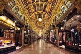 H Victoria arcade