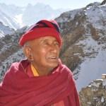 Portrait, Old Monk, Ladakh