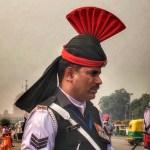 Portrait, Army Delhi