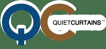quiet curtains logo