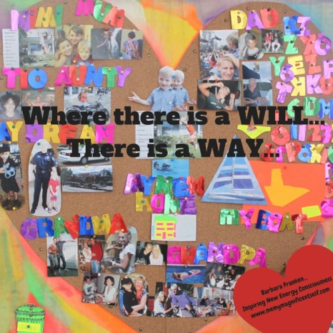 Where there is a WILL...