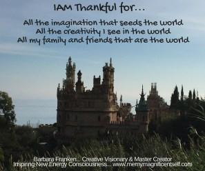 IAM Thankful for...