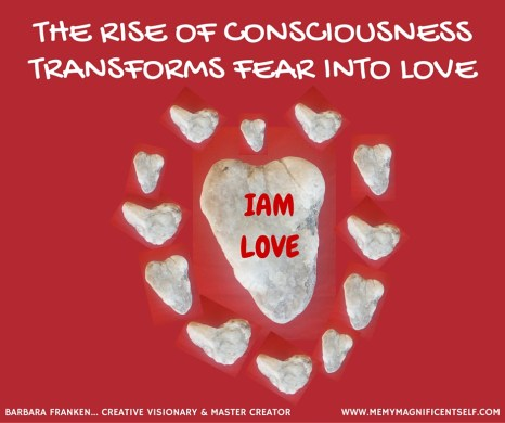 The Rise of Consciousness...