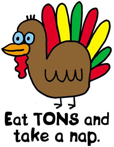 thanksgiving cartoon face happy day