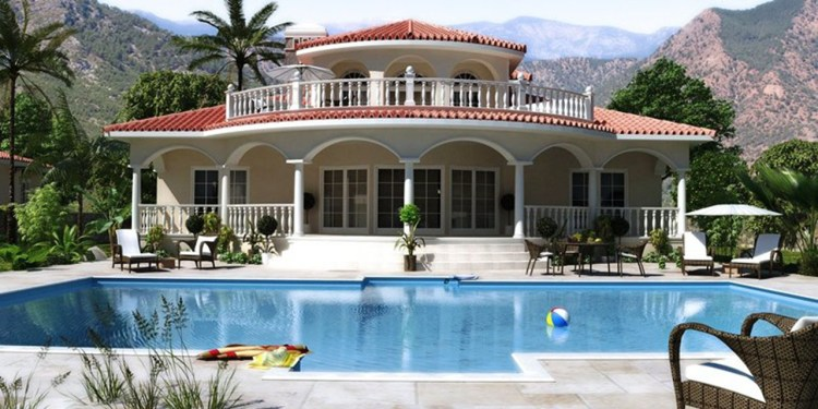 Villa in Hills with pool 1280