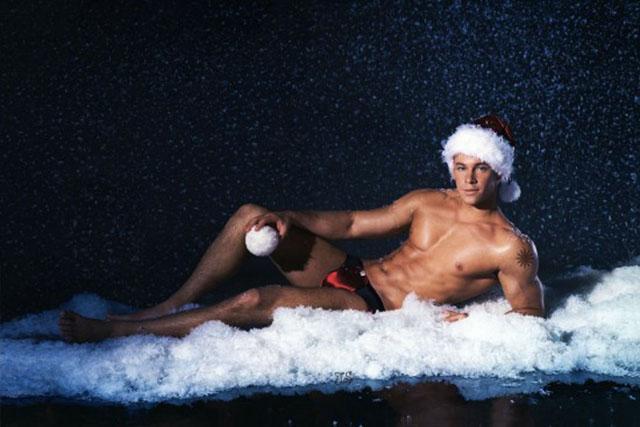 Sexy Santa Claus