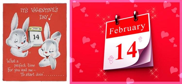 Valentine's Card - February 14th