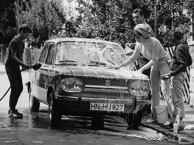 Vintage Family car wash 900x