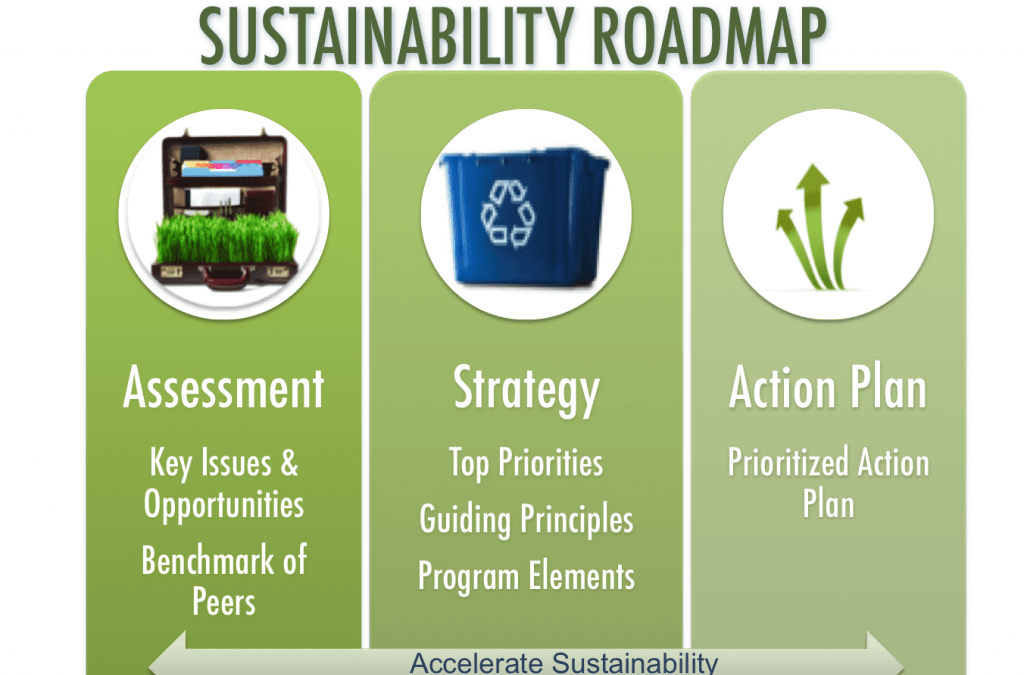 Social acceptance or profit from Sustainability management