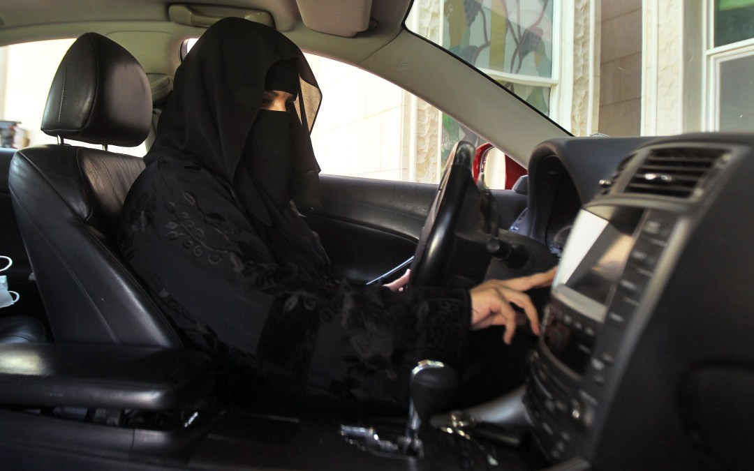 Women Pilots Driving Saudi Men Crazy