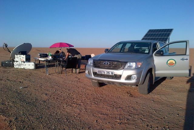 National Renewable Energy programme in Algeria