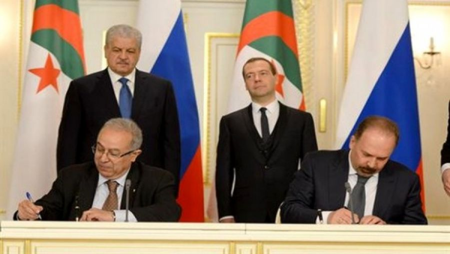 Algeria's Economic Cooperation with Russia